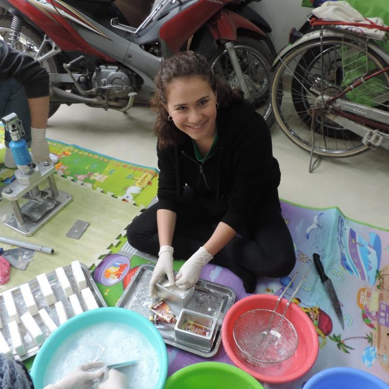 Josie F in Vietnam